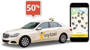 MyTaxi vs. Taxiverband BZP