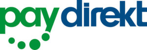 Logo von Paydirekt: Der Bezahldienst deutscher banken und Sparkassen nimmt Formen an.