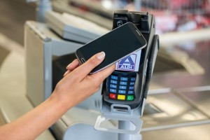 Mobile Payment Aldi Nord.