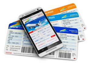 Mobile Airport Flug