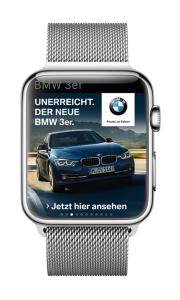 01_n-tv Apple Watch_BMW Kampagne
