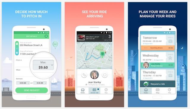Google RideWith