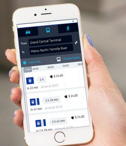 Nokia Here Mobile TIcketing