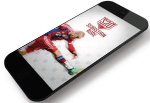 Sebastian Rode Fußball App