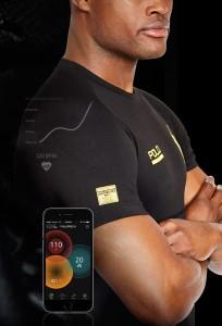 Ralph Lauren bringt smartes Funktionsshirt mit App