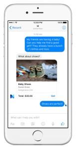 Facebook Messenger Assistent