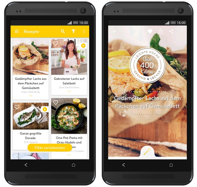 App-Kritik Kitchen Stories 2