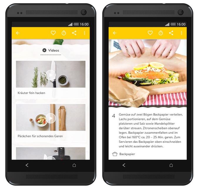 App-Kritik Kitchen Stories
