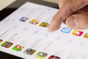 Apples App Store - shutterstock 250627297