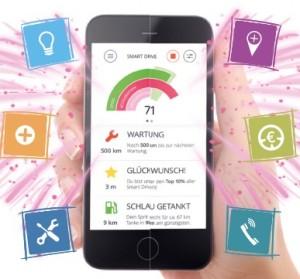 Deutsche Telekom ConnectedCar App