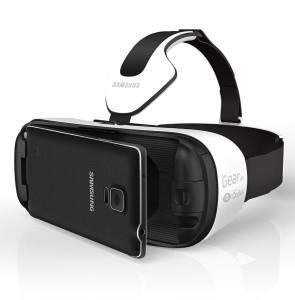 Oculus Samsung VR Virtual Reality Brille Gear VR