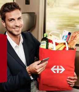 SBB führt mobilen Bordshop ein