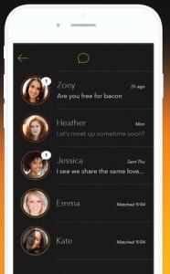 Sizzl App Dating für Fleischliebhaber