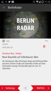 Springer-App BerlinRadar2