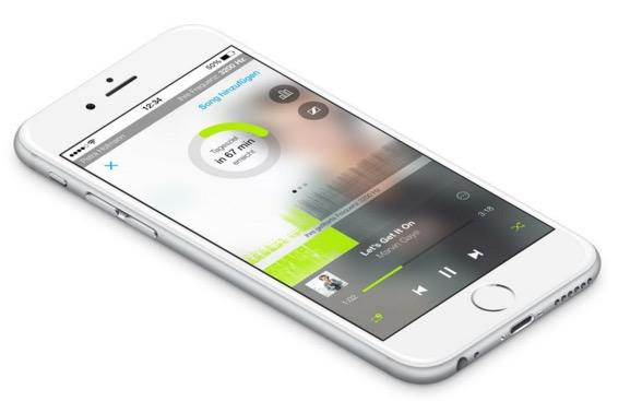 Tinnitus-App Tinnitracks.