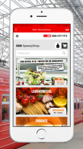 sbb app speedy-shop