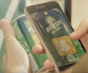 Snapchat Sprite