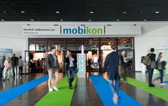 Messe Frankfurt stellt Mobikon ein.