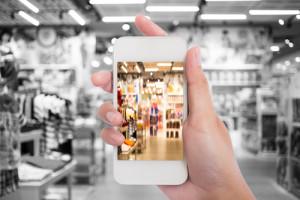 shutterstock_296722808 Mobile Shopping Mobile Commerce