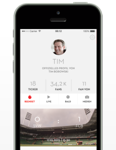 ticr App