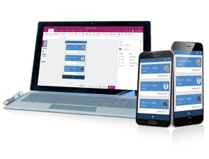 Microsoft startet App-Baukasten PowerApps