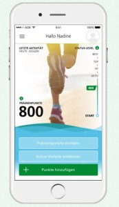 AOK startet Bonus-App FitMit AOK