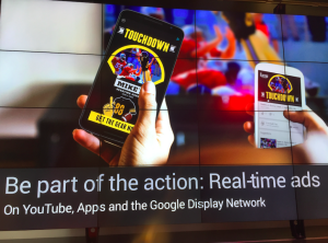 Google Real Time Ads