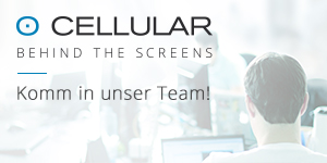 Cellular - komm in unser Team