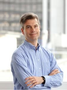 Dr. Niklas Bartelt, Geschäftsführer von paydirekt