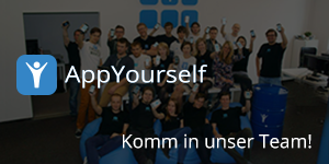 AppYourself Komm in unser Team