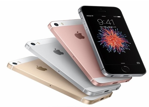 Apple Keynote iPhone SE