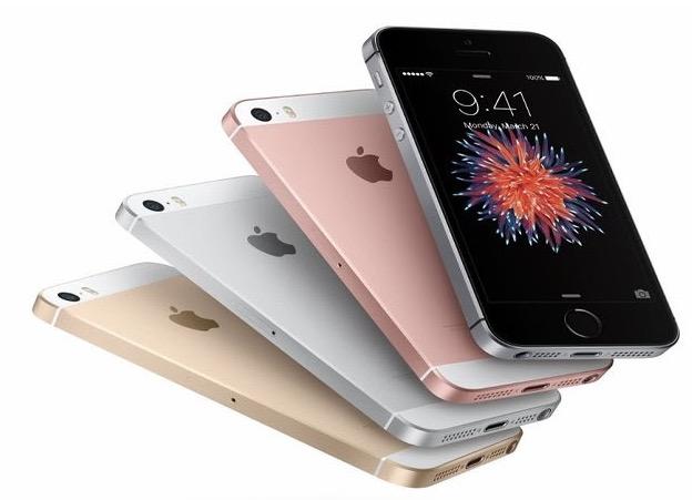 Apple Keynote iPhone SE