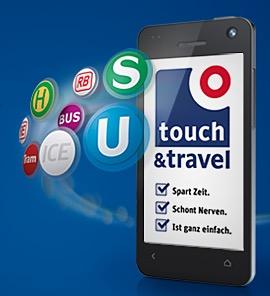 Bahn stellt Touch Travel ein