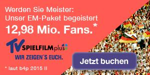 TV Spielfilm Plus EM-Paket