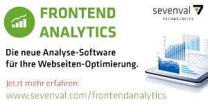 Sevenval-Frontend-Analytics