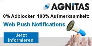 AGNITAS Web Push Notifications