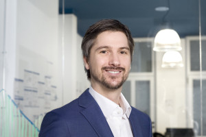 Friendsurance-Gründer Tim Kunde