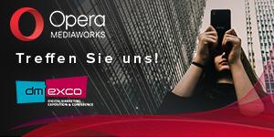 Opera Mediaworks dmexco