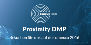 Proximity DMP von Beaconinside
