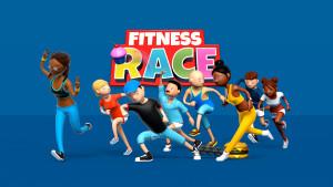Move2Play: Spiele-App Fitness Race fördert Bewegung im echten Leben
