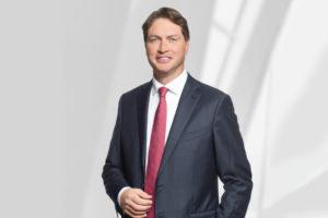 Ola Källenius, Entwicklungsvorstand von Daimler