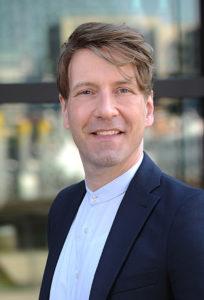 Frank Vogel, G+J e|MS. (Fotograf: Klaus Knuffmann).