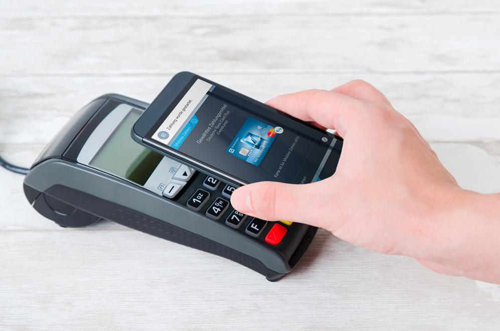 Deutsche Bank Mobile Payment