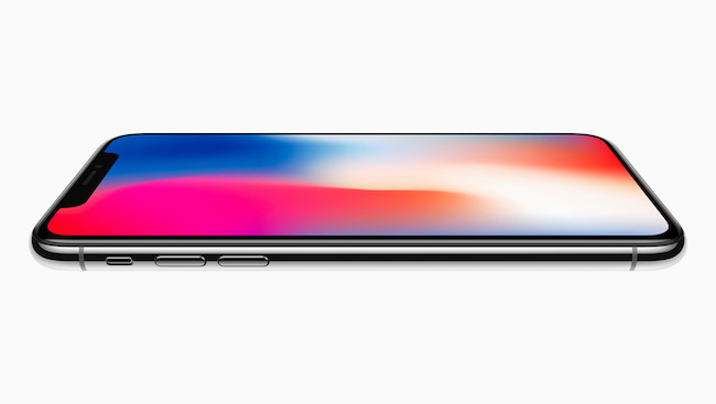 Apple iPhoneX bald schon mit microled-display statt oled