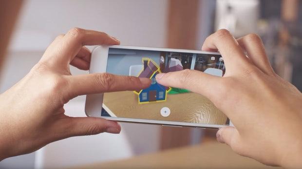 arcore 1.0 von google für app-entwickler