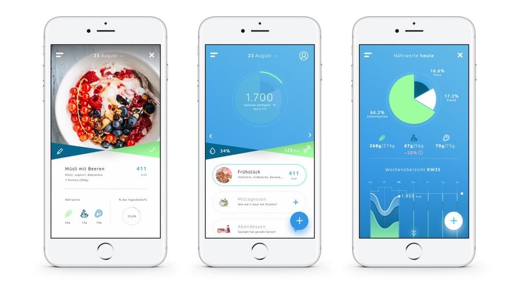 snics app gesundheit und fitness kalorien zählen