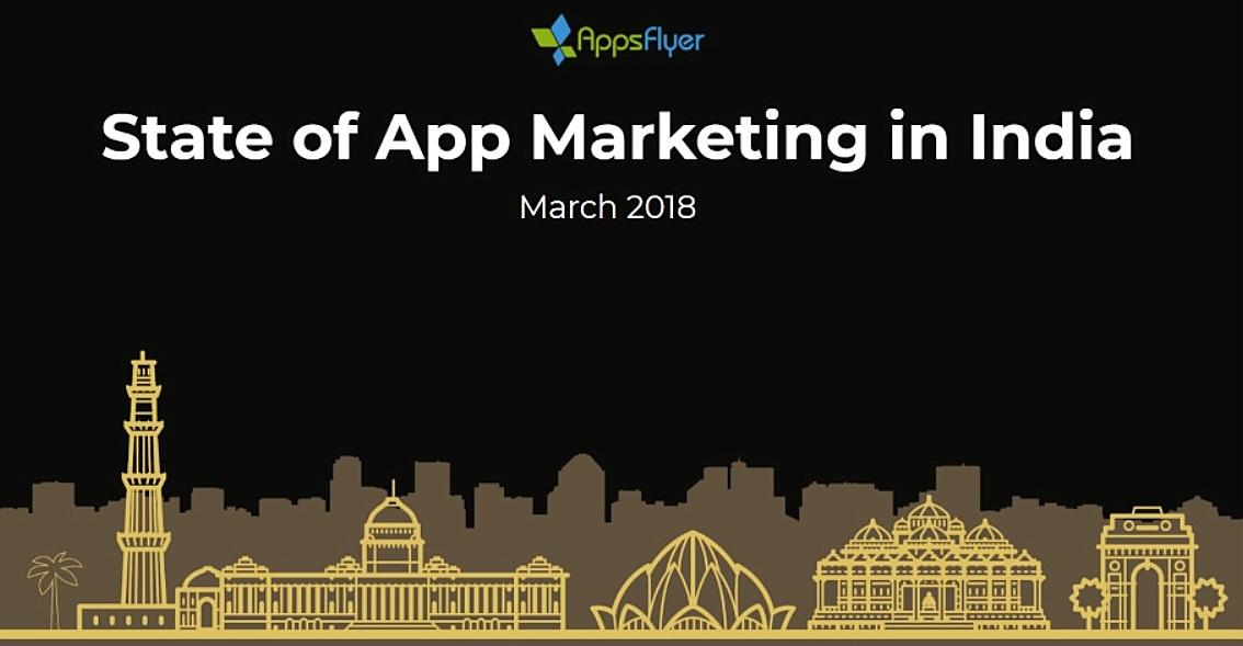 Studie App Marketing in Indien von AppsFlyer