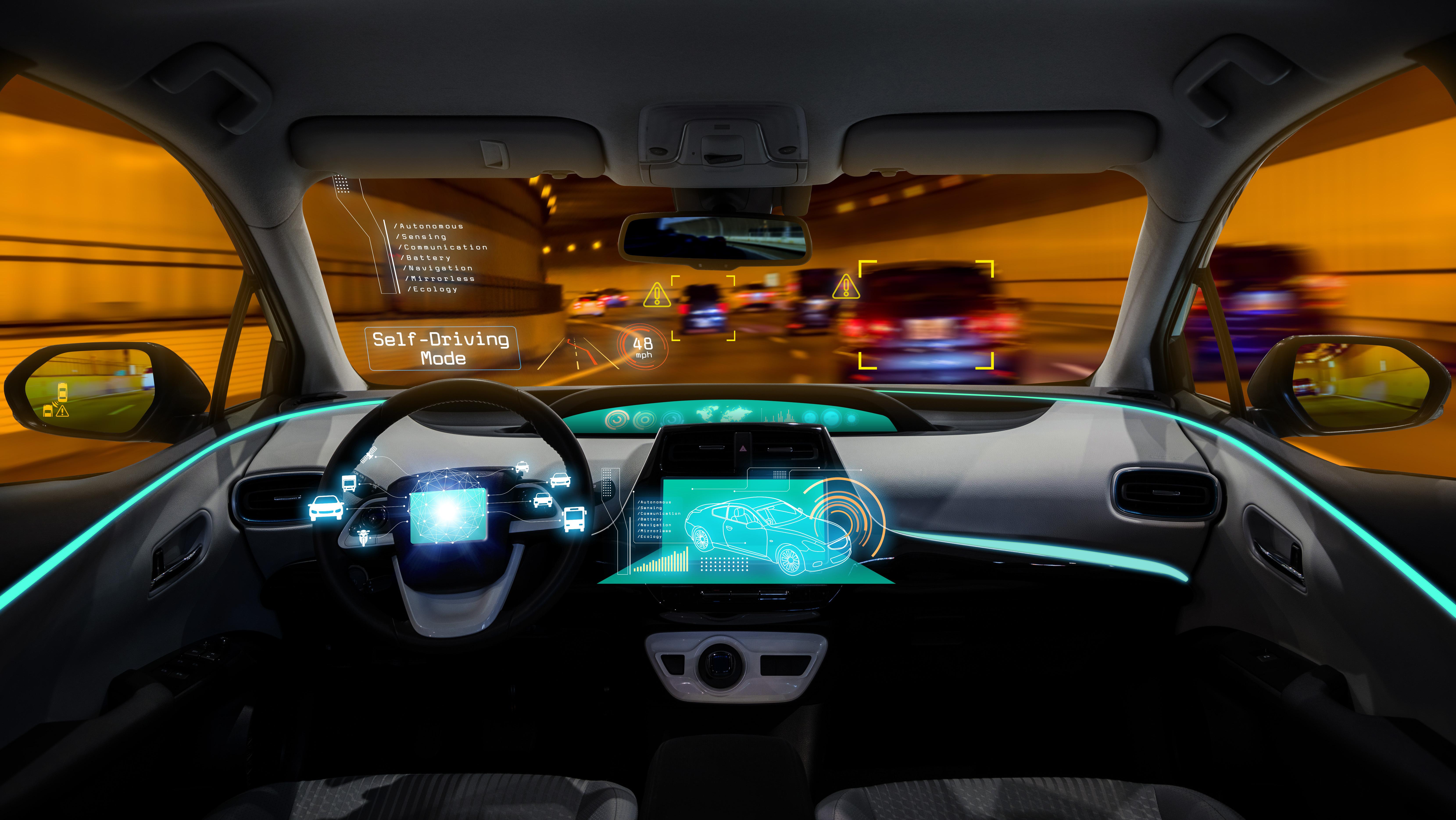Nvidia testet autonome Fahrzeuge in virtual reality