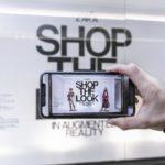 zara augmented reality app hamburg