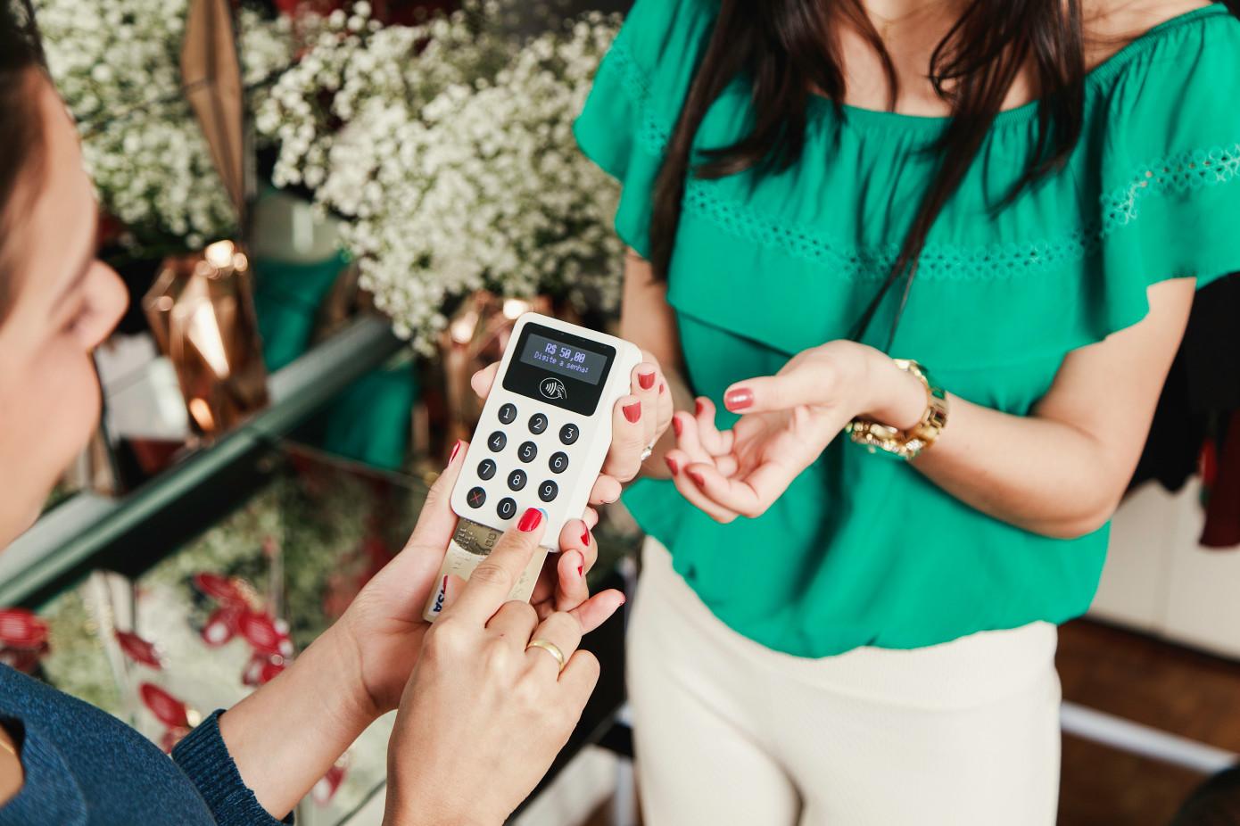 mobile payment straßenkünstler london izettle
